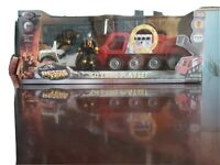 Rescue Team City Fire Playset With Real Size Accessories