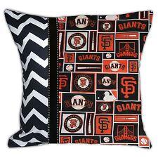 San Francisco Giants MLB Baseball Decorative Throw Pillow