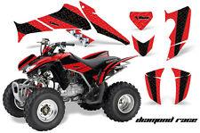 ATV Decal Graphics Kit Quad Sticker Wrap For Honda TRX250X 2006-2018 DRACE K R
