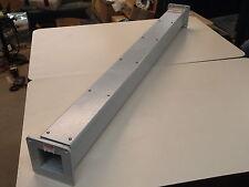 """Hoffman Enclosures Wireway Straight Fiberglass F-44W60FG 4"""" x 4"""" x 60"""""""