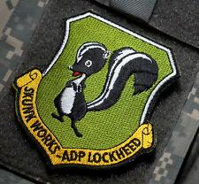 USAF LOCKHEED-MARTIN SKUNKWORKS Advanced Development Programs (ADP) vel©®Ø PATCH