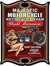 Majestic Motorocycle (pst 1419)