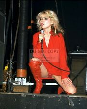 "DEBBIE HARRY ""BLONDIE"" LEAD SINGER - 8X10 PUBLICITY PHOTO (EP-941)"