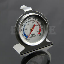 Home Stainless Steel Temperature Oven Thermometer Gauge Kitchen Food Meat Dial