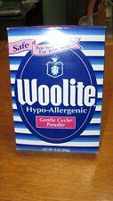 Vintage Woolite unopened box retro NICE NEW OLD STOCK