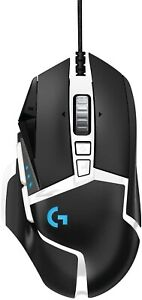 Logitech G502 SPECIAL EDITION HERO SE RGB Tunable Gaming Mouse Customizable NEW