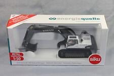 Siku 3535 Super-Serie VOLVO Hydraulikbagger EC 290 Maßstab 1/50 Energiequelle