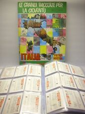 ITALIA PATRIA NOSTRA-PANINI1968-FIGURINA a scelta (1/190)-STICKER at choice-REC.
