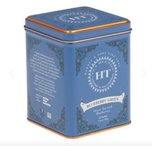 Harney and Sons Blueberry Green Tea HT 20 Sachet Tin