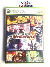 Dynasty Warriors Strikeforce Xbox 360 Nuevo Videojuego Precintado Sealed PAL/SPA