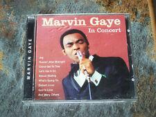 MARVIN GAYE In Concert CD sehr gut