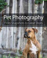 PET PHOTOGRAPHY - HESS, ALAN - NEW PAPERBACK BOOK