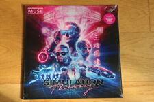 Vinyle Muse - Simulation Theory 0190295578831 neuf jamais ouvert !