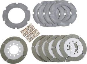 Belt Drives Ltd - BTX-5E - Clutch Plate Kit for 1941-1984 Harley BT 1131-1802