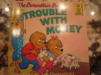 First Time Books Ser.: The Berenstain Bears' Trouble with Money by Jan...