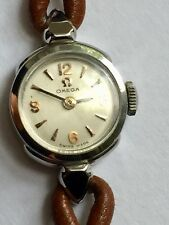 New Old Stock Omega Lady Watch From 1954 Never Used, Serviced, Collector Museum