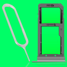 100% New Sim and Memory Card Tray Holder f At&T Samsung Galaxy S7 edge Sm-G935A