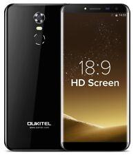 "5.5"" OUKITEL C8 Unlocked 3G Smartphone Android 7.0 Quad Core 2GB Ram +16GB Rom"