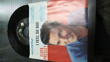 ELVIS PRESLEY RCA VICTOR 45 RPM & PICTURE SLEEVE 47-7880 I FEEL SO BAD
