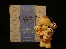 zi Precious Moments-Disney Showcase-Mickey, Donald, Goofy