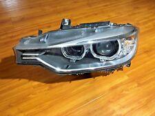 2012 - 2016 BMW 3 Series Headlight HID XENON w/Bulb, Ballast, LEFT OEM LH Driver