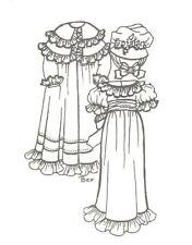 "Fashion doll dress hat coat 2 sizes 15 16"" & 13 14"" fits Little darling U pick"