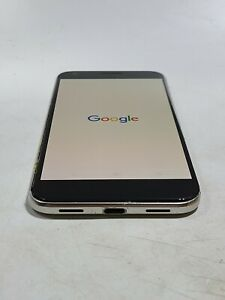 Google Pixel XL, (32GB), (Shadow)(No Sim Tray)(Unlocked), (Loose Screen)  -E103