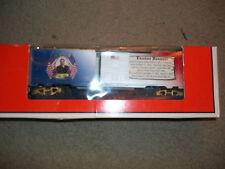 Lionel Theodore Roosevelt Box Car #6-39339 O Gauge New in box  car