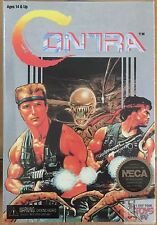 "CONTRA KONAMI Bill & Lance 2-Pack NECA Video Game 2016 7"" Inch ACTION FIGURE"