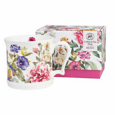 Peony Mug by Michel Design Works 400 ml - Gift Boxed