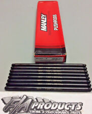 """Manley 25787-8 Small Block Chevy 7.800"""" Long .080"""" Wall 3/8"""" Push Rod Set Of 8"""
