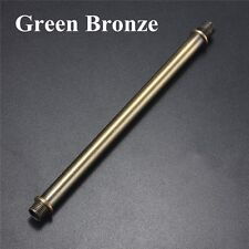 Retro Brass Lamp Holder Droplight Extension Rod 170*9.5mm Zinc Alloy Two Colors