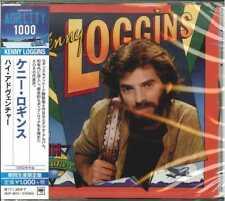 KENNY LOGGINS-HIGH ADVENTURE -JAPAN CD B63