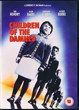 CHILDREN OF THE DAMNED GENUINE R2 DVD IAN HENDRY ALAN BADEL BARBARA FERRIS NEW