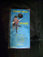 Collant PUNCH marron indémaillable T 4 ou 11-12 ans neuf emballé
