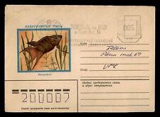 DR WHO 1983 RUSSIA/ESTONIA METERED SLOGAN CANCEL FISH CACHET  f74421