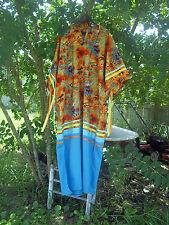 Native American Ribbon dress size ladies med.