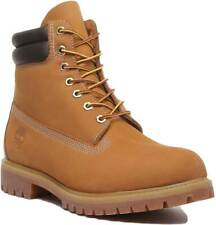 Timberland 6 Inch Mens Casual Ankle Boots In Wheat UK Sizes 6 - 12 EX Display