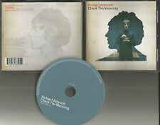 The Verve RICHARD ASHCROFT Check the Meaning UNRELEASED & MIX & VIDEO CD single