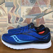 Saucony Kinvara 10 Blue / Black Men's Size 8.5 S20467-2