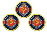 Gallois Gardes, Armée Britannique Marqueurs de Balles de Golf