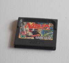 Ninja Gaiden für Sega GameGear