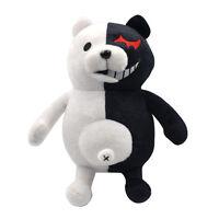 Cute Anime Dangan Ronpa Doll Soft Plush Bear Stuffed Toy Fans Gift Cosplay