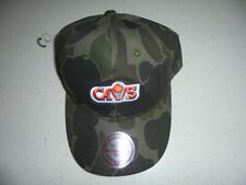 ADULT ADJUSTABLE CAMO NBA/MITCHELL & NESS CAVS HAT - NWT