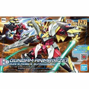 Bandai HG Gundam Build Divers RE:Rise 034 Gundam Anima RIZE 1/144 model kit