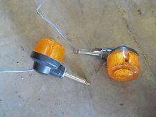 yamaha qt50 yamahopper front turn signals flashers 1981 1982 1983 1984 1985 1986