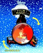 Japan Theater Film Magic Spinner Series (Sleeping Beauty) Pin