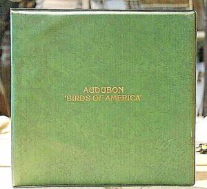 "Audubon ""Birds of America"" 150th Anniversary Haiti stamp set! Ltd. Ed.!"