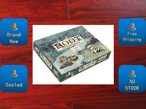 Root The Riverfolk Expansion Board Game Sealed Brand New AU STOCK