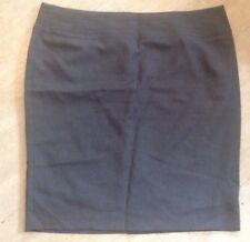 Womens Size 18 Grey Pencil Skirt
